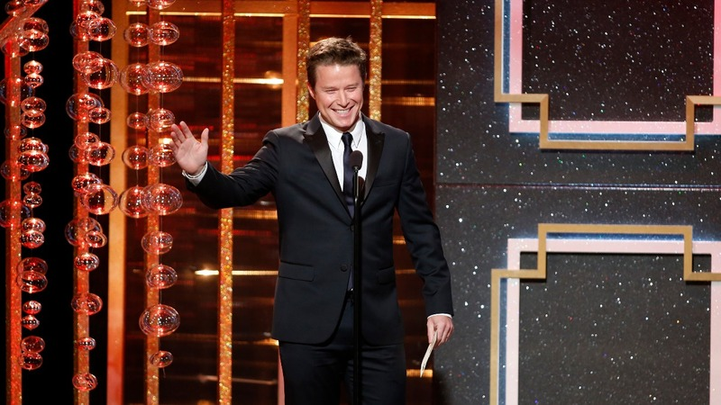 Three years after 'the tape', Billy Bush returns to TV