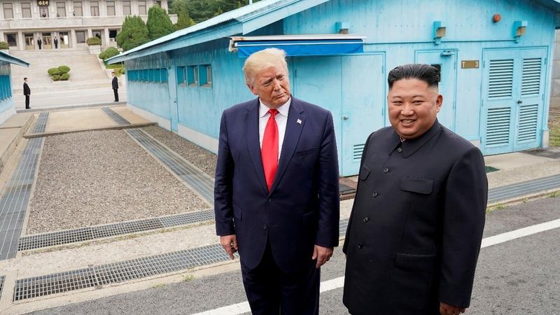 N. Korea fires projectiles after U.S. talks offer