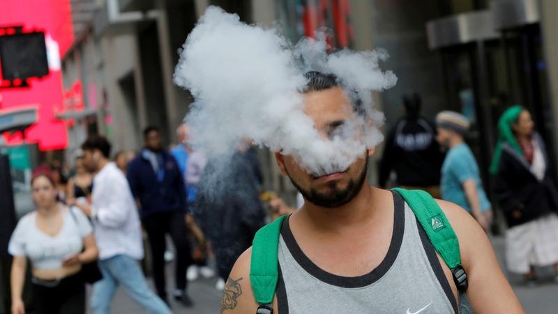 Trump set to ban flavored e-cigarettes