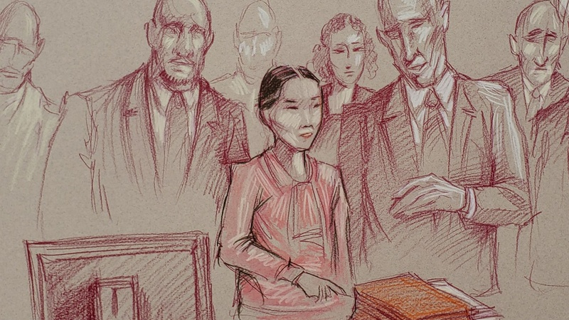 Chinese woman guilty of trespassing at Mar-a-Lago