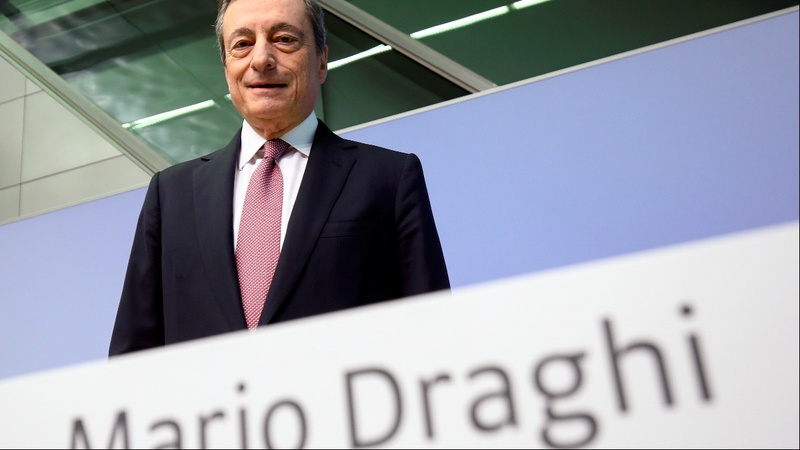 "ECB promises stimulus ""as long as necessary"""