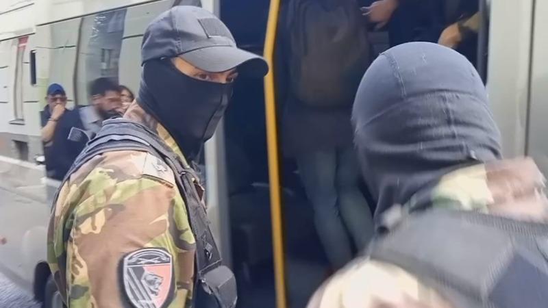 Russia raids Kremlin critic Navalny's supporters