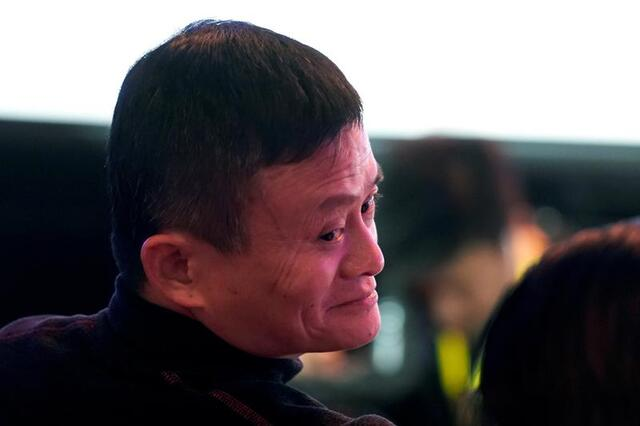 Breakingviews TV: Jack Ma exit