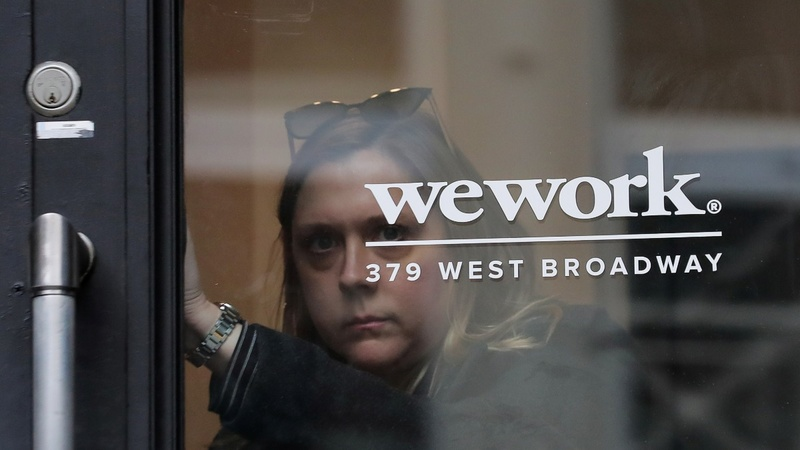 WeWork seeking IPO valuation as low as $10b-source