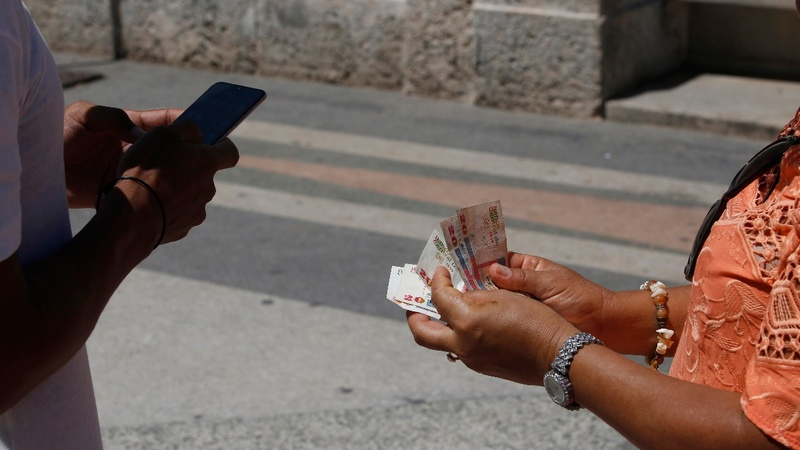 Cubans flock to cryptocurrency to skirt sanctions