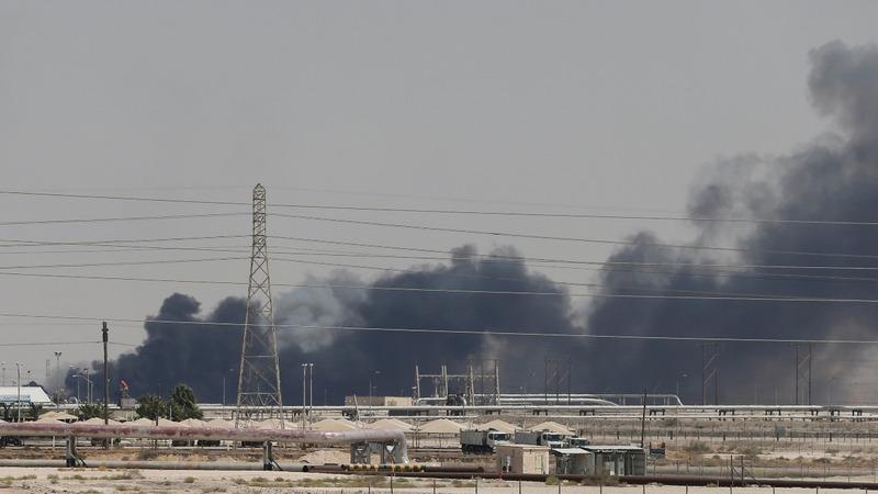 Yemen Houthis claim Saudi Aramco drone attacks