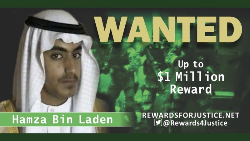 Osama bin Laden's son Hamza is dead: White House