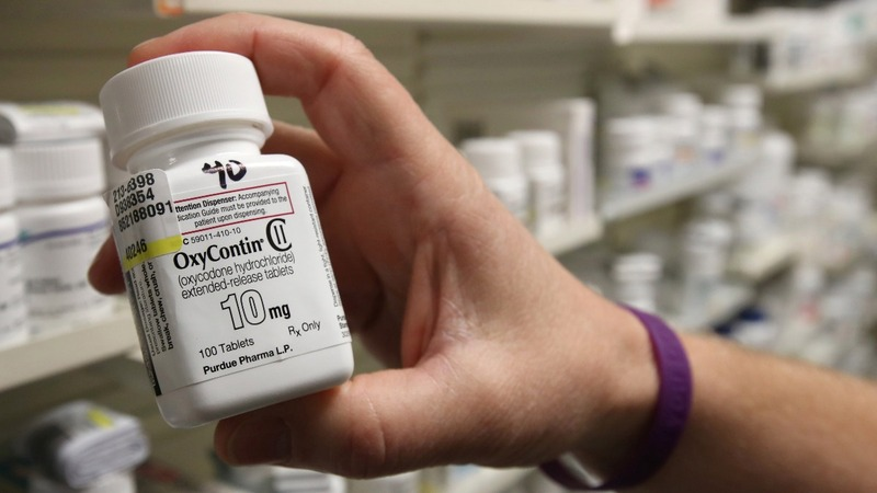 OxyContin maker files for Chapter 11