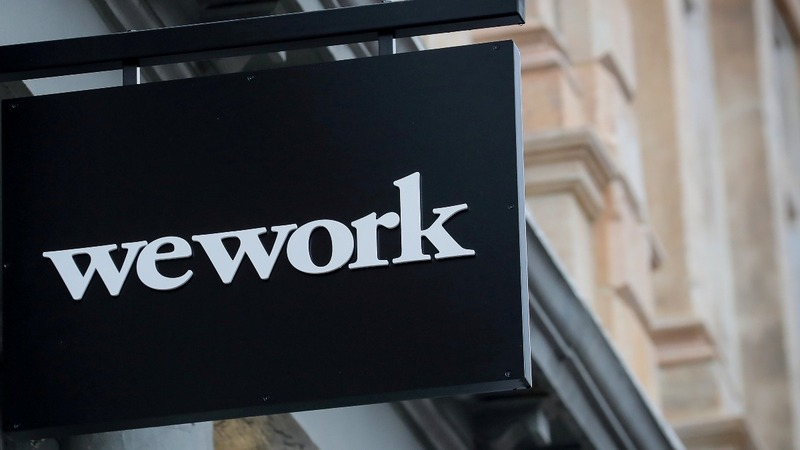 WeWork's troubled market debut has been delayed