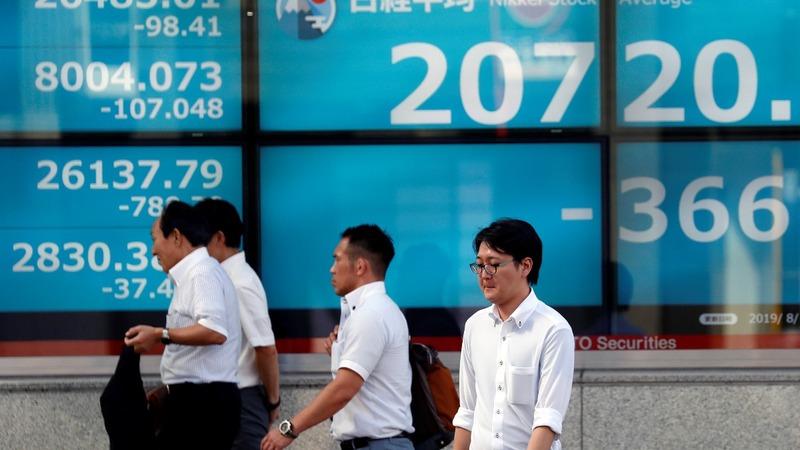 Shares flat, oil sheds gains after price shock