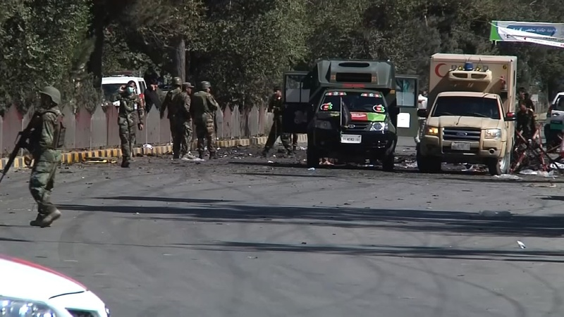 At least 48 people killed in two Afghanistan attacks