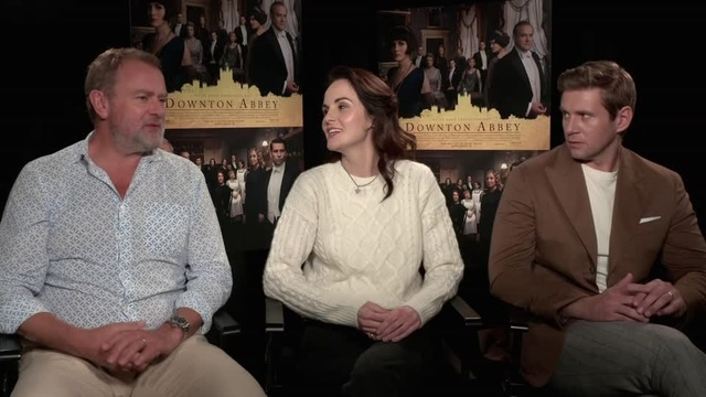 Downton Abbey stars recite their favorite lines from the show