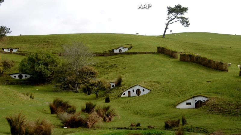 New Zealand will be Middle-earth again