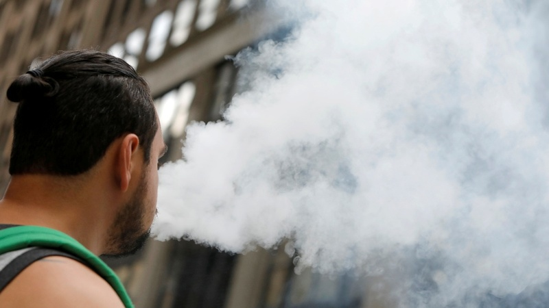 Backlash grows against vaping in U.S., India