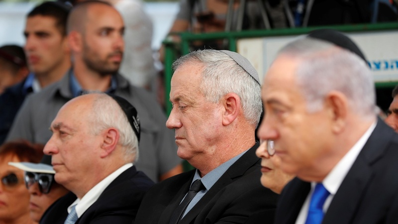 Netanyahu's rival rebuffs his coalition bid