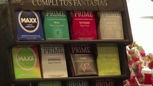 Unsafe sex: Argentina's crisis deflates condom sales