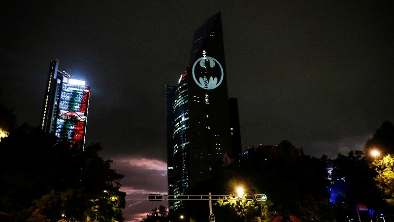 Cities summon caped crusader on Batman's 80th