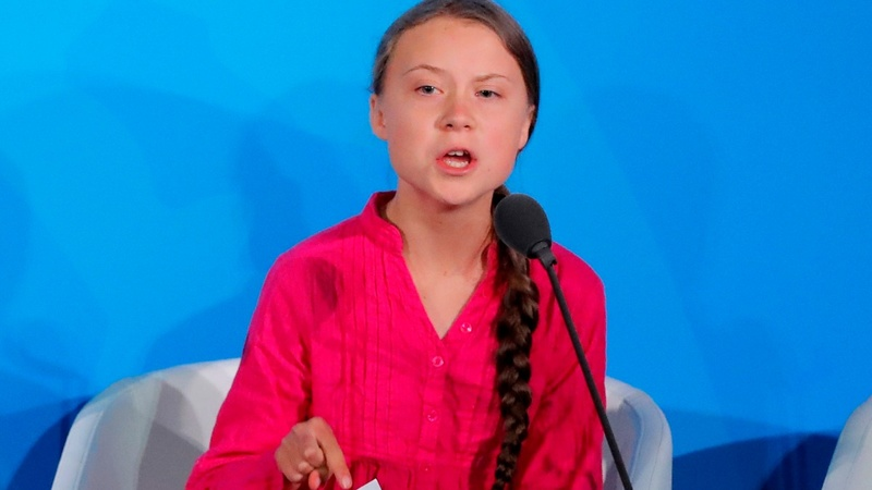 'How dare you?' Thunberg blasts U.N. climate summit