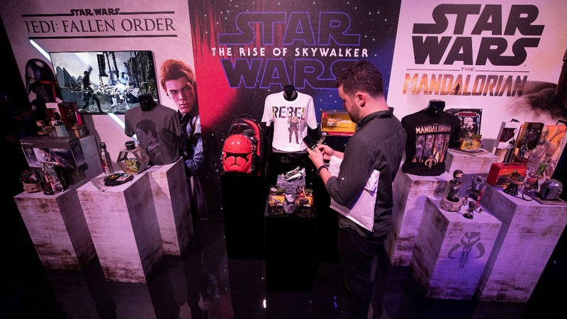 New droids and toys revealed for Force Friday