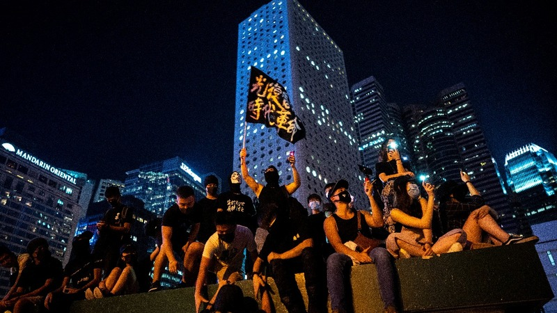 Weekend of demonstrations expected in Hong Kong