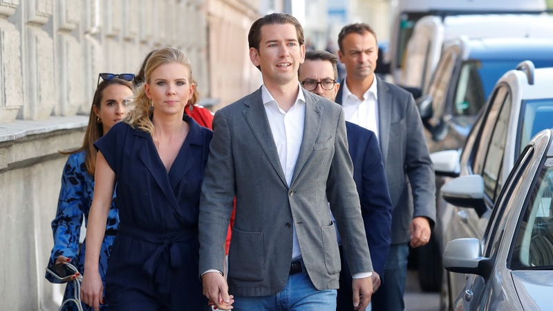 Austria votes in scandal-triggered election