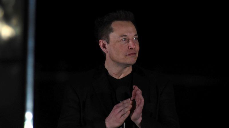 Elon Musk unveils new SpaceX Starship rocket
