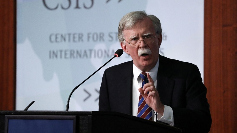 N.Korea won't give up nuclear weapons: Bolton
