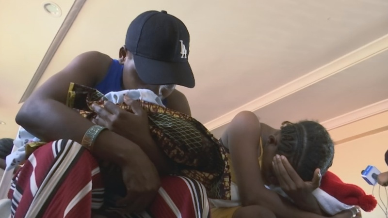 Nigerian police free 19 women and girls from 'baby factory'