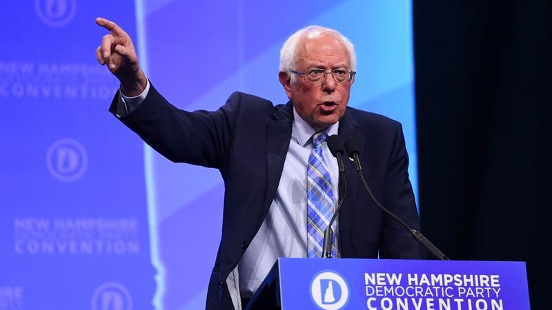 Sanders raises $25.3M in third quarter