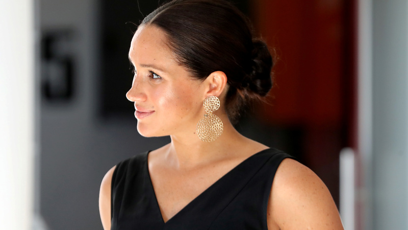 Meghan sues UK newspaper over private letter