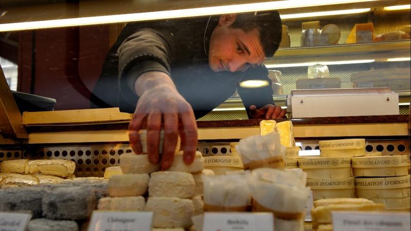 U.S. tariffs hit European planes, cheese, whisky