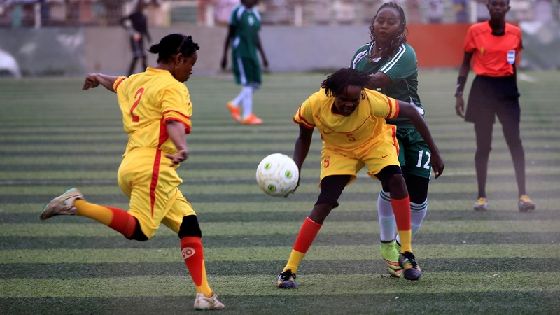Women's soccer league kicks off in post-Bashir Sudan