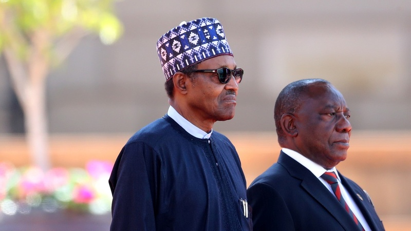 S. Africa, Nigeria face attacks on foreigners