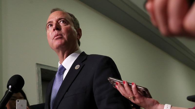 Treason! Arrest him! The lawmaker who enrages Trump