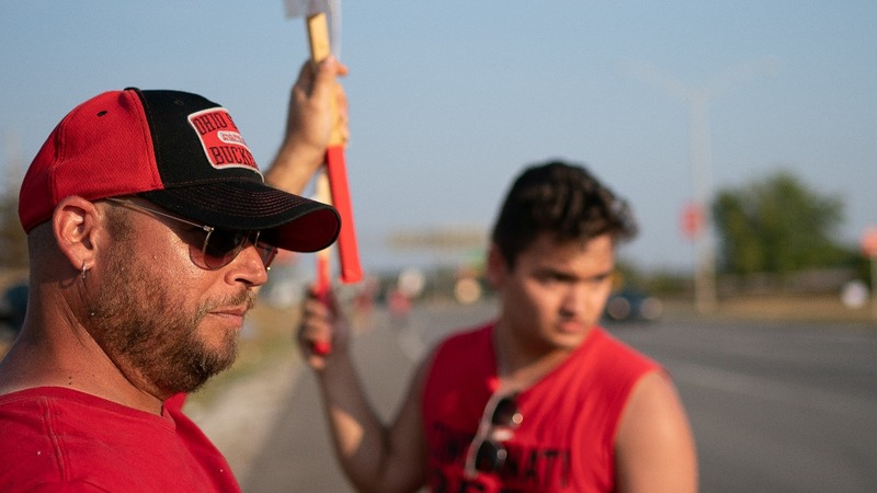 Fighting GM puts the squeeze on striking workers