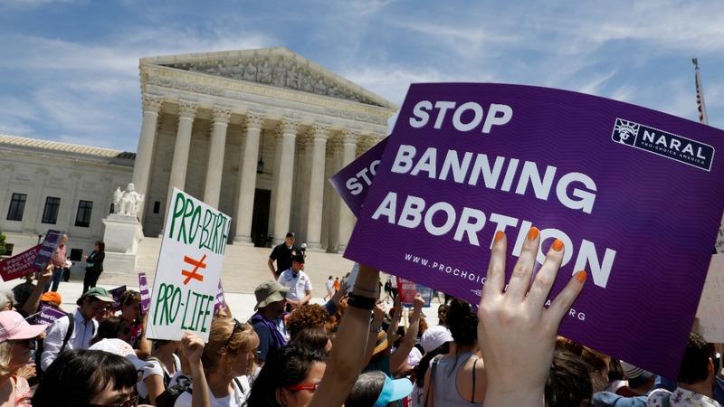 U.S. Supreme Court takes up major abortion case