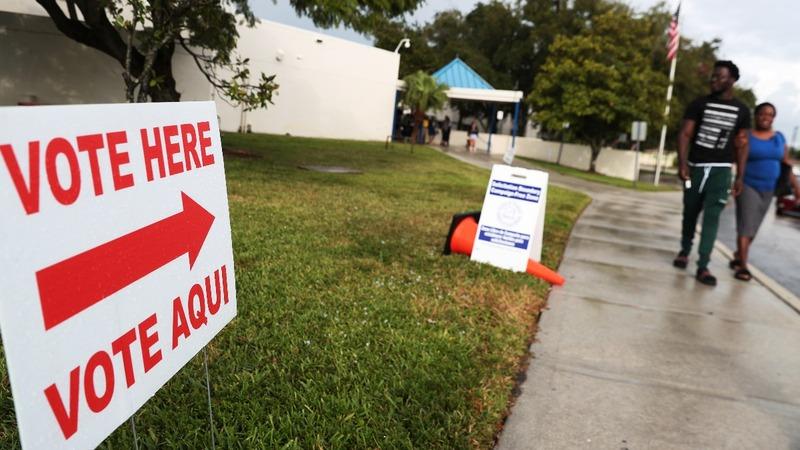Restoring felon voting rights 'a mess' in battleground Florida