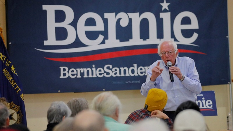 Sanders leaves hospital following heart attack