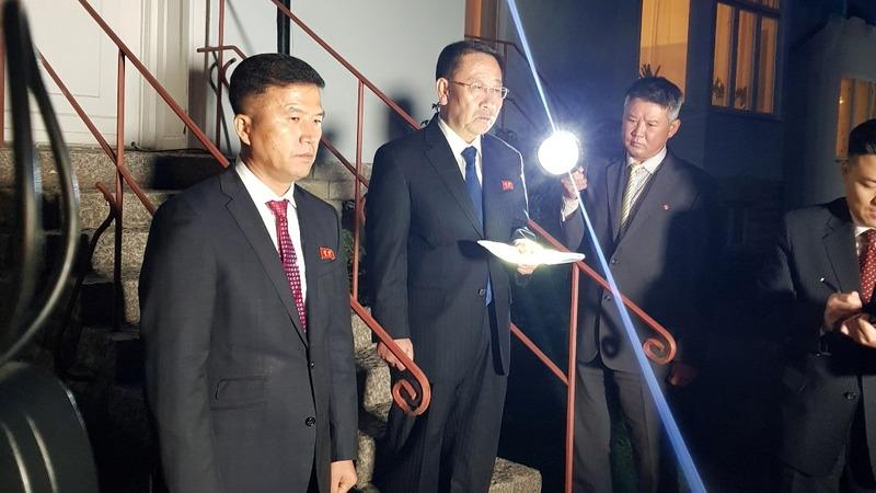 U.S. unlikely to bring new plans soon: N. Korea