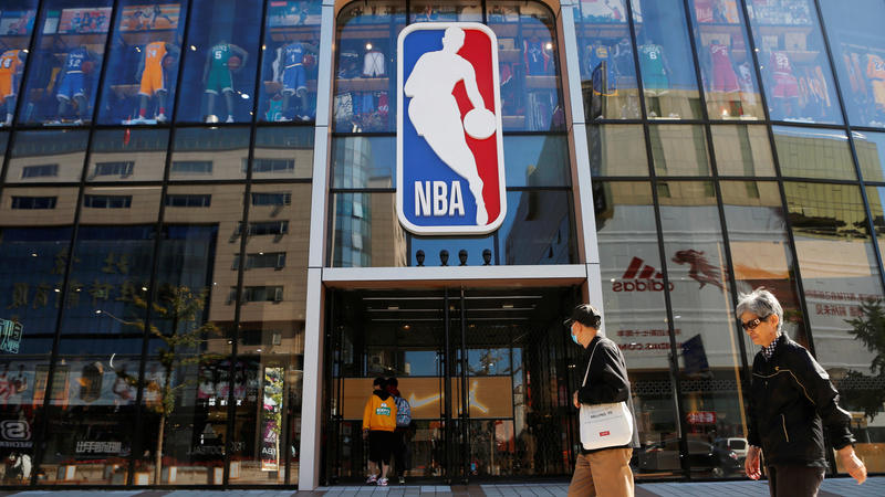 Chinese state TV drops NBA games amid twitter row