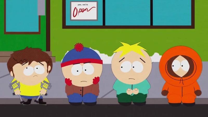 South Park mocks China, NBA after series censored