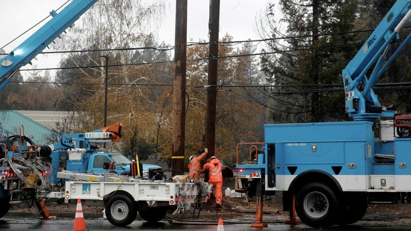 PG&E may cut power due to wildfire risk