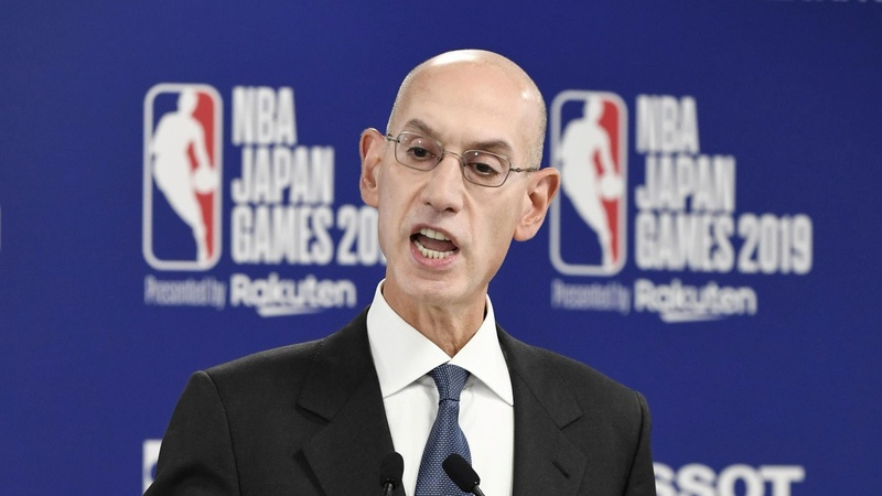 China escalates dispute with NBA over free speech