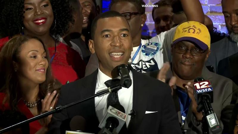 Alabama's capital elects its first black mayor