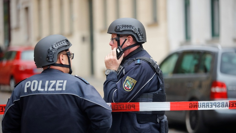 Two killed in shooting outside German synagogue