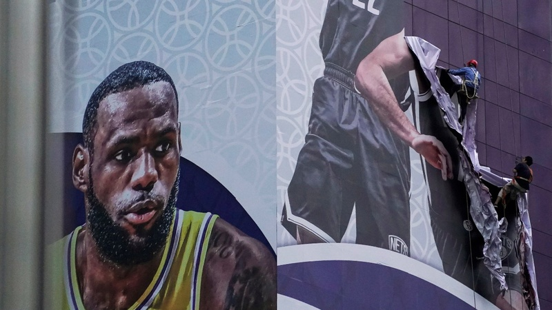 Chinese fallout continues amid NBA tweet controversy
