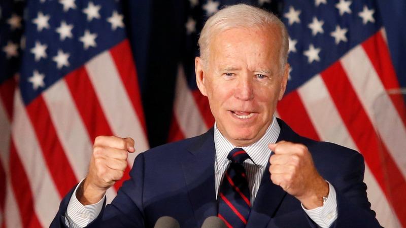 Biden calls for Trump impeachment