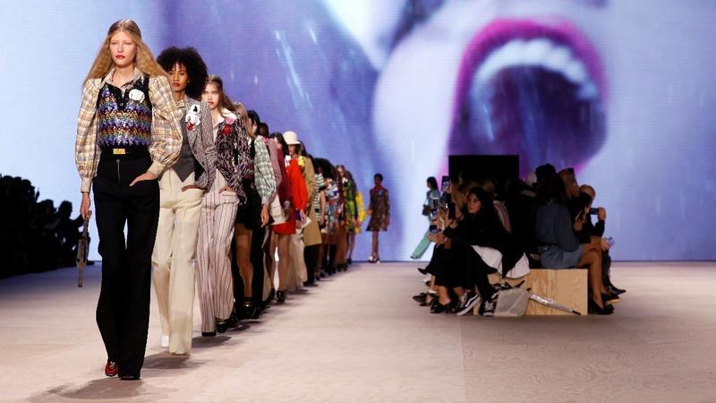 Luxury stocks jump as LVMH beats Hong Kong blues