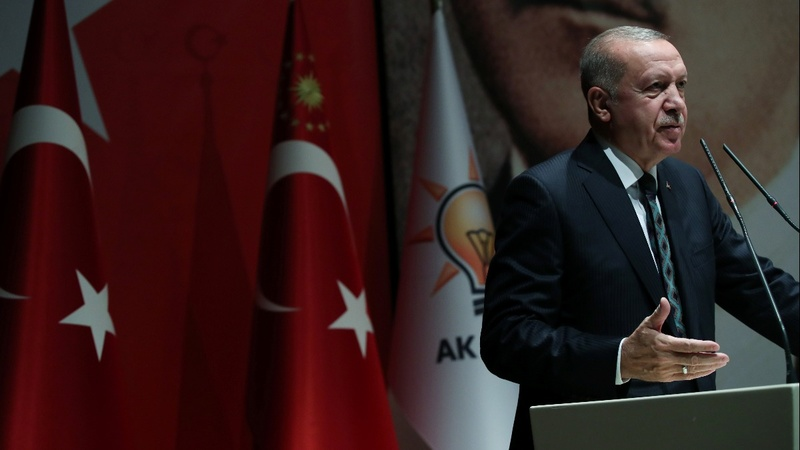 "Erdogan: ""We'll send Syrian refugees to Europe"""