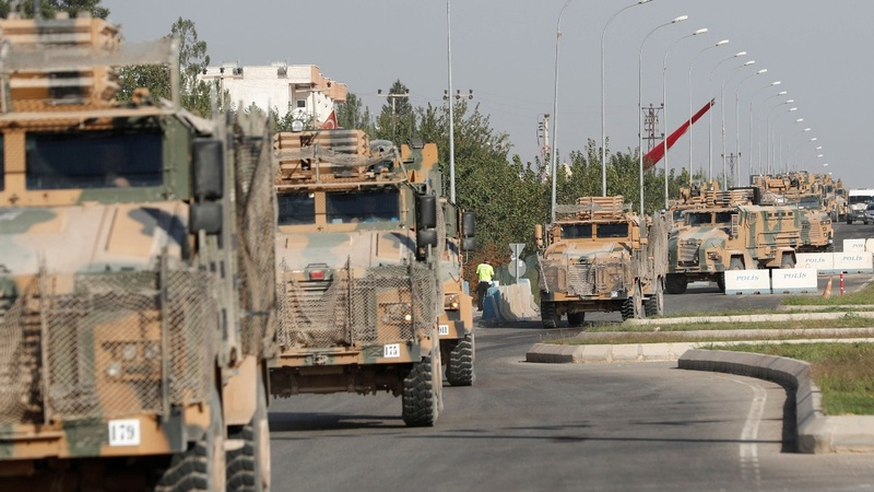 Turkey intensifies its Syria campaign